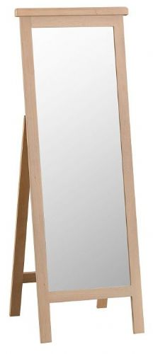 Oxford Oak Cheval Mirror